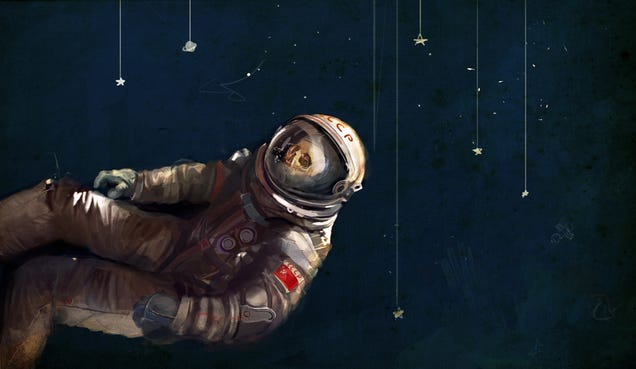 The Cosmonaut's Heaven