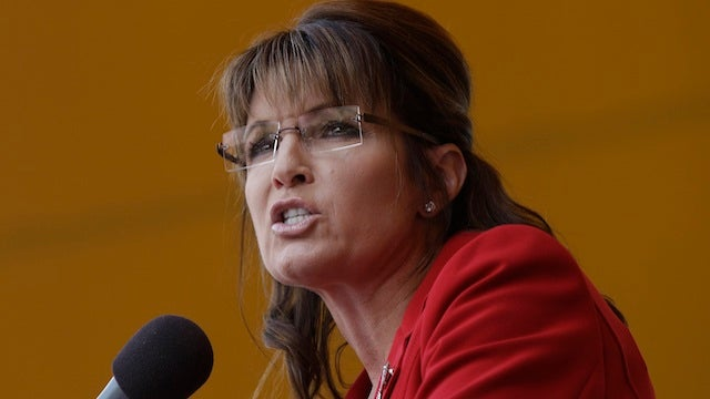 Sarah Palin's Alleged 'Steamy Interracial Hookup'