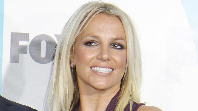 Britney Spears' X Factor Contract Says She Only Has to Judge When She Feels Like It