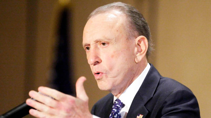 Arlen Specter Can't Stop Describing Other Politicians' Naked Bodies