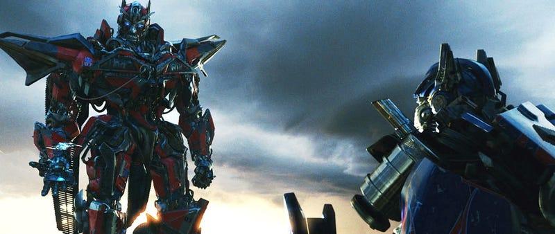 Transformers Dark of the Moon promo photos