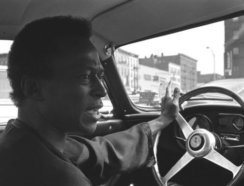 Miles Davis Plus Old Ferrari Equals Cooler-Than-You Bitches Brew