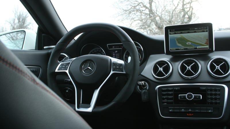 2014 Mercedes-Benz CLA45 AMG: The Jalopnik Review