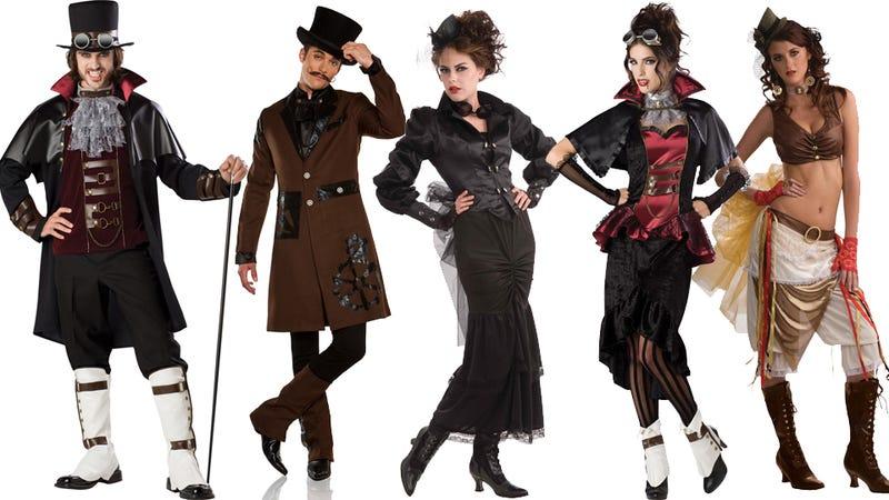 Sluttiest and Weirdest Store-Bought Halloween Costumes for 2012