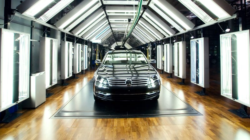 COTD: No Respect For The VW Phaeton Edition