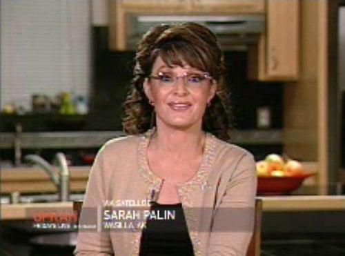 Liveblogging Sarah & Bristol Palin On Oprah