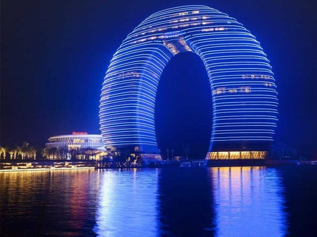 The 9 Most Expensive Buildings Ever Aren't What You'd Expect