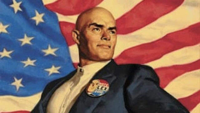 9 Reasons to Elect a Supervillain President
