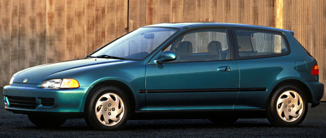 eBay Challenge: The Most Fuel Efficient Cars For Less Than $5000