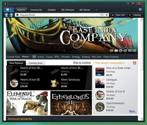 Stardock Updating Impulse, Rolling Out Ready-to-Play
