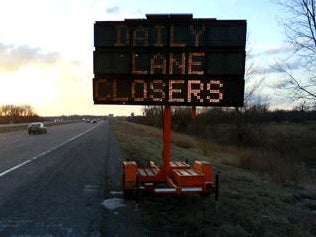 Zombie Traffic Sign Hacking Spreads To Illinois