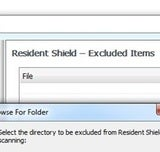 Speed Up Your Antivirus Software with Folder Exclusions