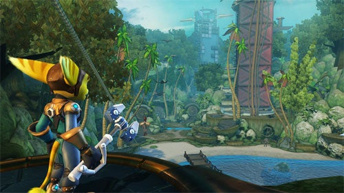 Ratchet & Clank's Quest For Booty Dated