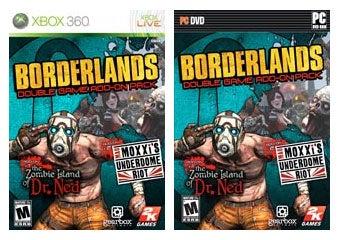 Borderlands DLC Gets Bundled, Burned To Add-On Pack Disc