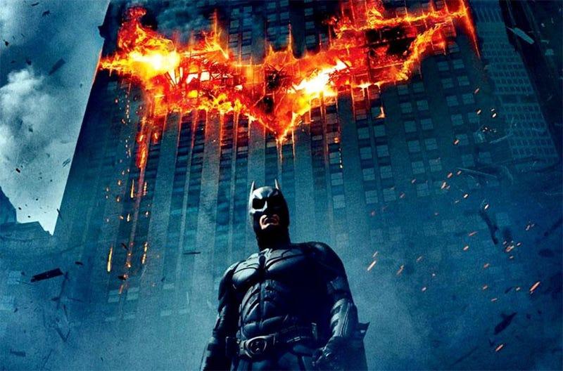 The Dark Knight Lands Menacingly Atop The PSN
