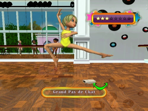 Boys Can't Play Majesco's Dance Sensation!