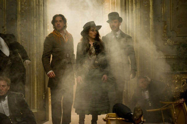 Sherlock Holmes: A Game of Shadows Pictures