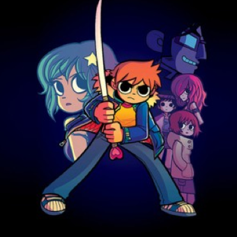Why's a slacker like Scott Pilgrim such a great hero?