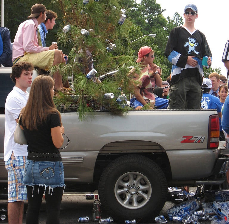 Duke's Tailgate Parties Canceled After Minor Is Discovered in Porta-Potty