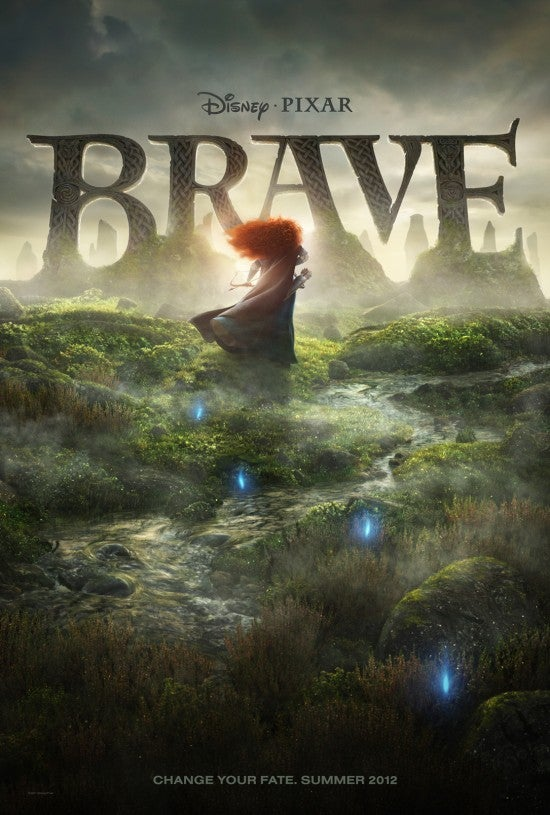 Meet Pixar's latest epic hero in the first Brave trailer