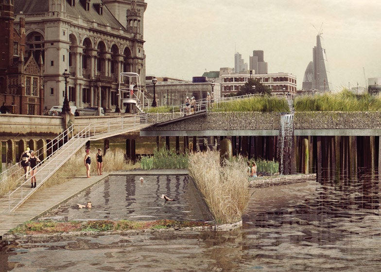 7 Cities Making Their Urban Rivers Swimmable Again