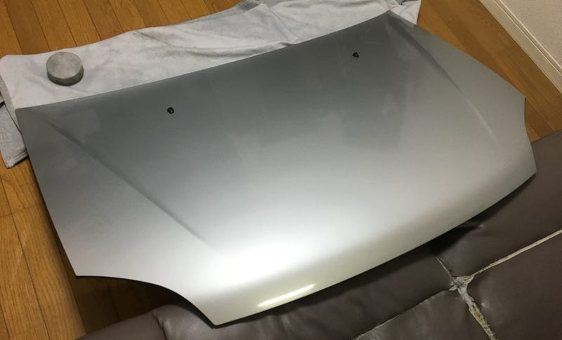 Project JDM Honda Logo: Here's All The Shit I Did This Week
