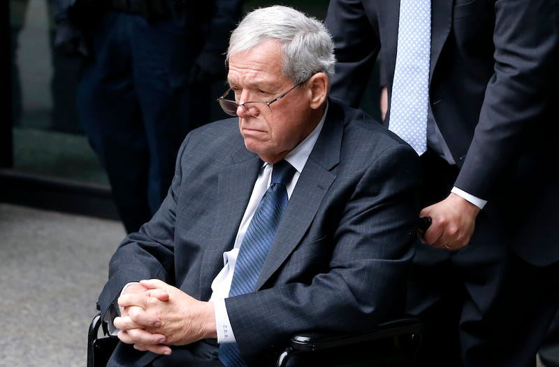 Dennis Hastert Will Not Appeal His 15-Month Prison Sentence
