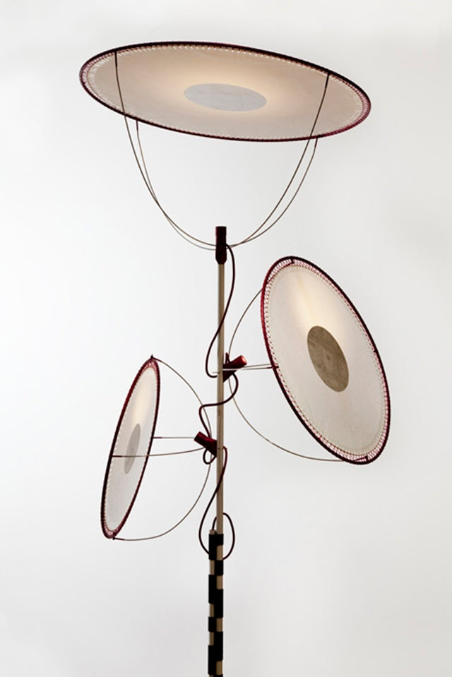 These Quirky Lamps Were Inspired By Traditional Japanese Culture
