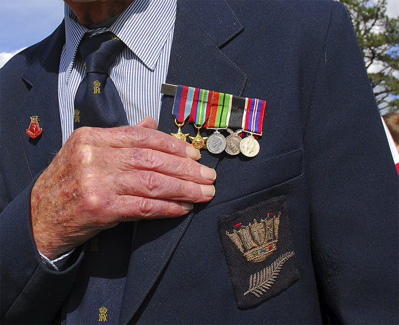 Missing Old Man Turns Up In France, With Medals, for D-Day Anniversary