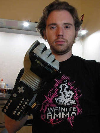 Power Glove Adds Functionality; Still Not Necessarily Useful