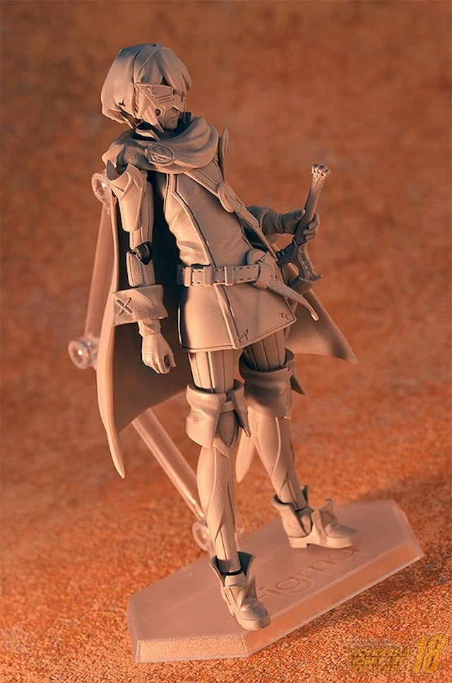 New Marth Figure Is Stoic, Serious And Safe For Work