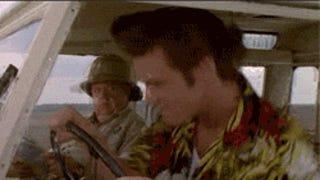 Welcome to the Graveyard Shift - Ace Ventura Edition