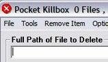 Pocket Killbox Deletes Locked Files