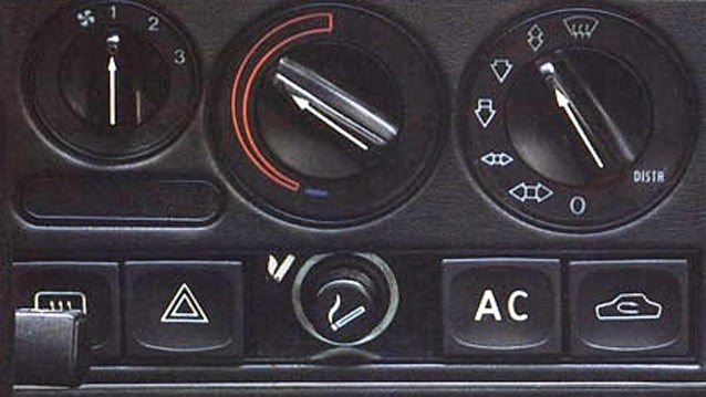 The Ten Most Unintuitive Car Features Ever