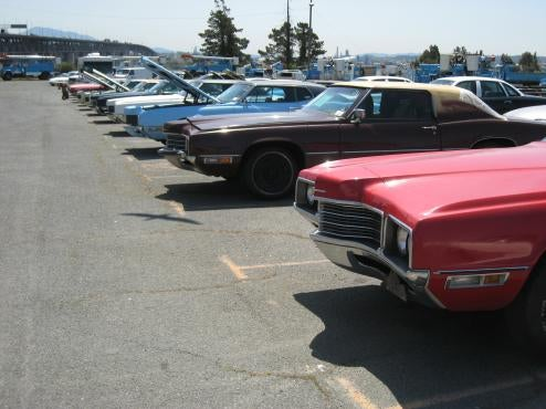 Forget Barrett-Jackson: Dozens of '70 and '71 Thunderbirds Going For Peanuts