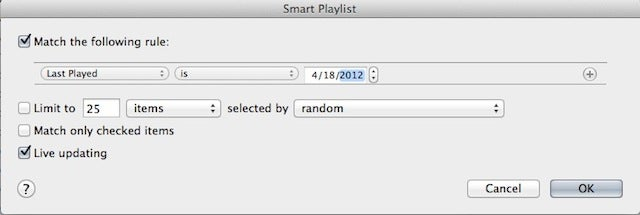 The Best Smart Playlists for Automatically Organizing Your Music Library