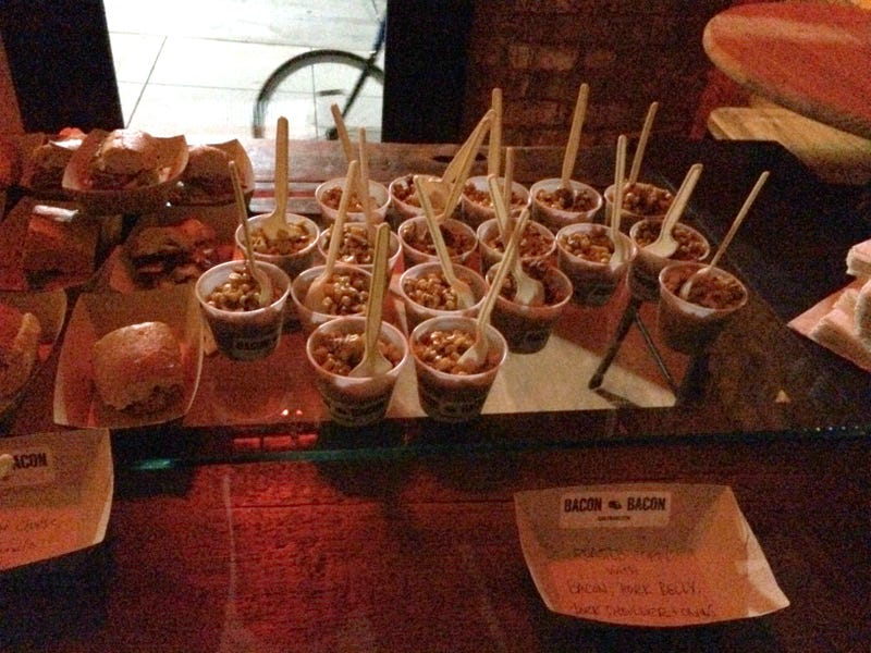 I Went To A Magical Kickstarter Party And All I Got Was So Much Bacon