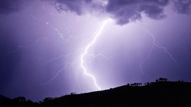 Make your own lightning alarm!