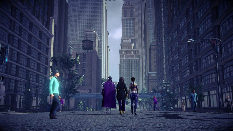 Saints Row IV Has One of the Best Relationships in Gaming