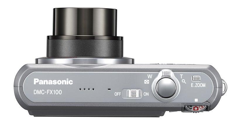 Panasonic Lumix DMC-FX100 Packs 12.2MP and 8fps Shooting