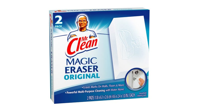 A Magical Way to Erase Away the Icky Stains in Your Life