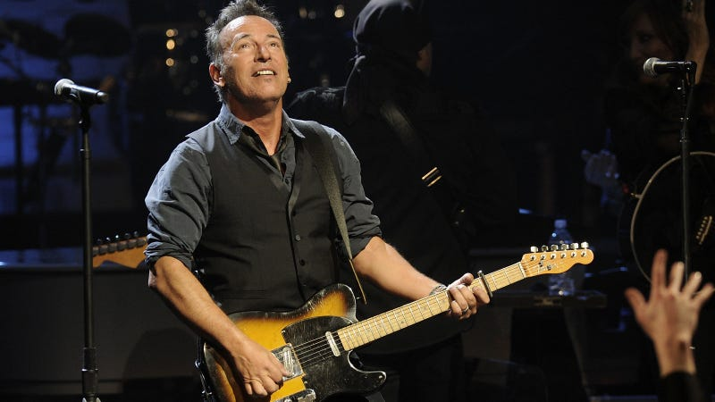 Bruce Springsteen Is Still The Boss, Even if He Did Lift Animals Riffs