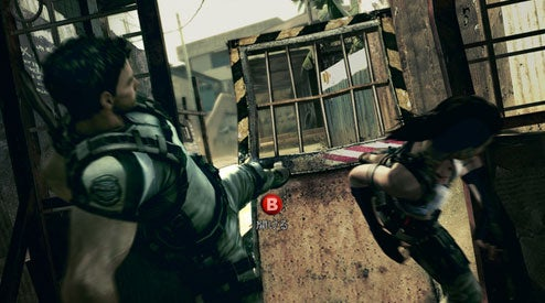 Resident Evil 5 Co-Op Changes The Game