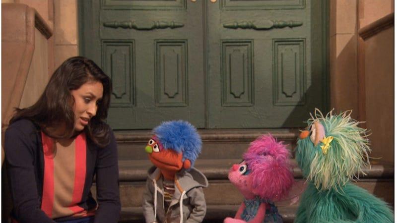 Sesame Street Teaches Kids About Incarceration