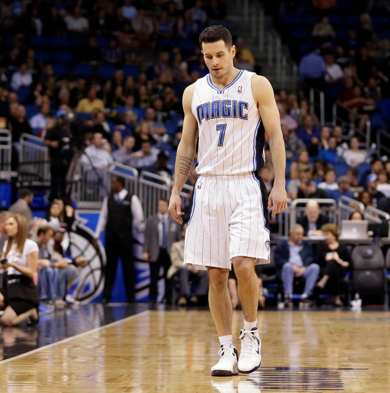 J.J. Redick Shed Some Tears After Being Traded By Orlando