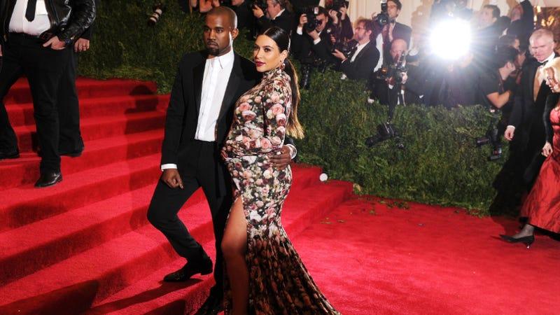 Is Kim Kardashian Leaking Decoy Photos of Random Babies?