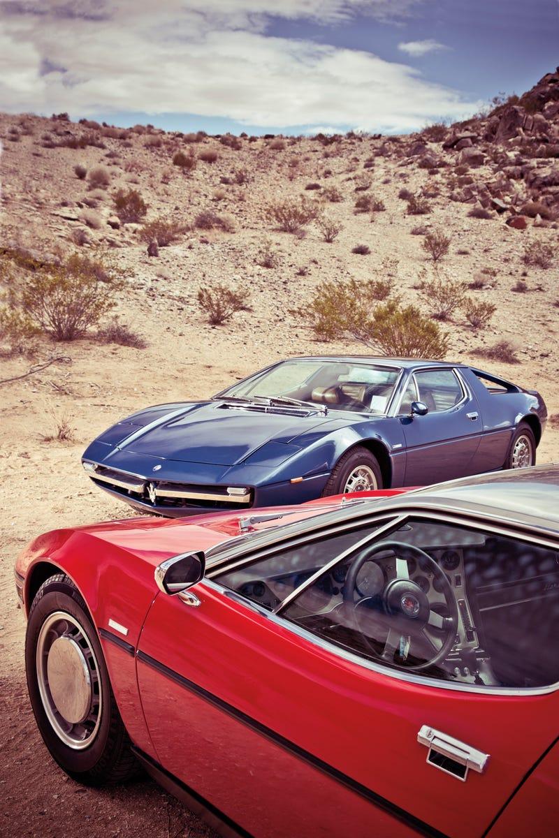 Maserati Mwednesday
