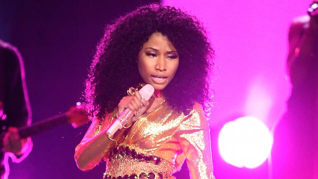 Nicki Minaj's The Pinkprint IsBy, For, and About Boss-Ass Women