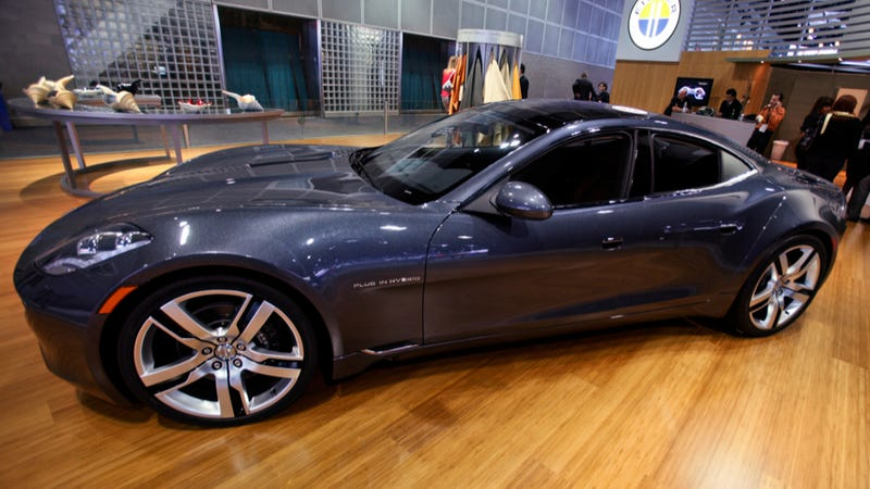 Fisker Kept Taking Taxpayer Money Even After Defaulting On Their Loans