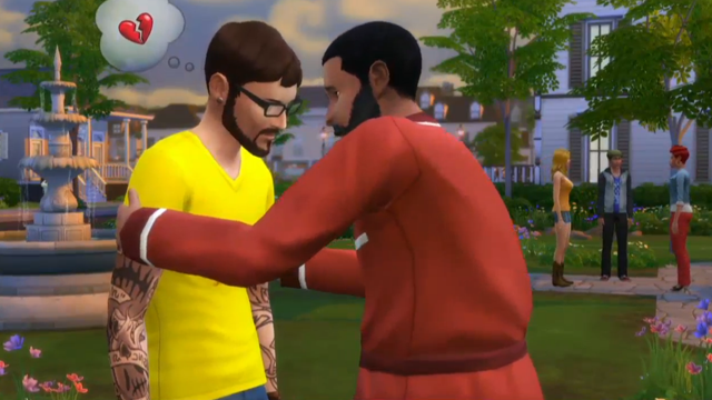 In The Sims 4, Emotions Can Kill You
